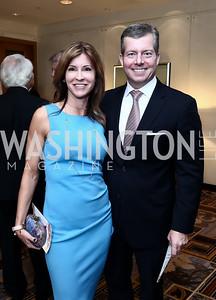 Ann and Richard Kane. Photo by Tony Powell. 2015 YOA Pan American Gala. Four Seasons Hotel. April 30, 2015