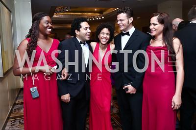 Visiting Cuban Quintet. Photo by Tony Powell. 2015 YOA Pan American Gala. Four Seasons Hotel. April 30, 2015