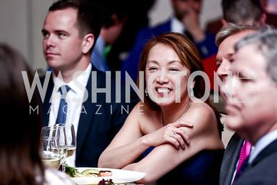 Sachiko Kuno. Photo by Tony Powell. 2015 YOA Pan American Gala. Four Seasons Hotel. April 30, 2015