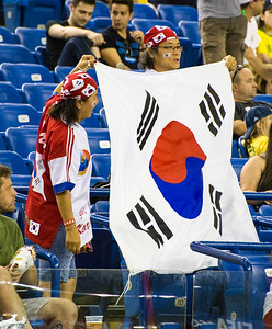 #22 Korea v Costa Rica - Montreal - June 13