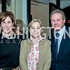 Catherine Reynolds, Francesca Craig, Wayne Reynolds. Photo by Tony Powell. Residence of France. October 13, 2015