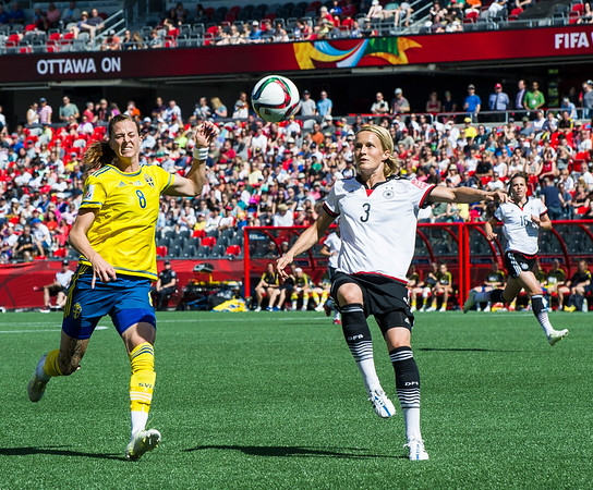 #39 - Germany v Sweden - Ottawa - June 20