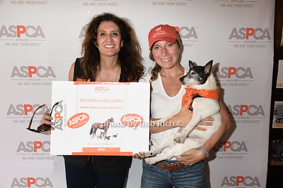 Valerie Angeli and Audrey Purdue with Skeeter   photo by Rob Rich/SocietyAllure.com © 2015 robwayne1@aol.com 516-676-3939