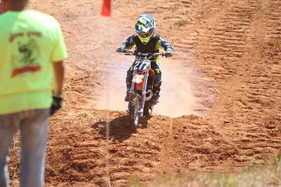 8-7 Rally hillclimb