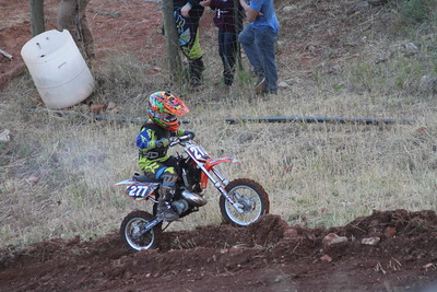 8-9 Verta X races
