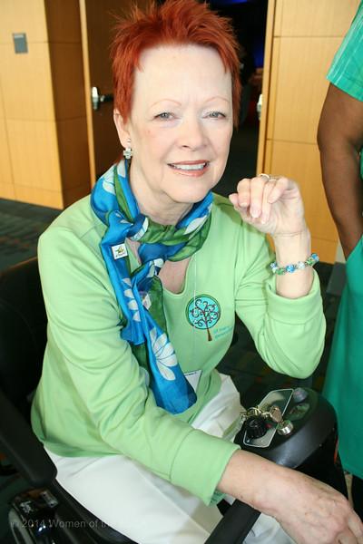 Ninth Triennial Convention | Patti Austin (9D), Lilburn, GA, churchwide executive board member