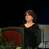 Ninth Triennial Convention | Jenny Michael, former churchwide executive board president, Women of the ELCA, calls the Ninth Triennial Convention to order.