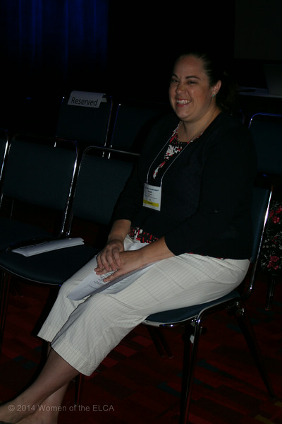 Ninth Triennial Convention | Susan Jackson, Chair of the Credentials Committee