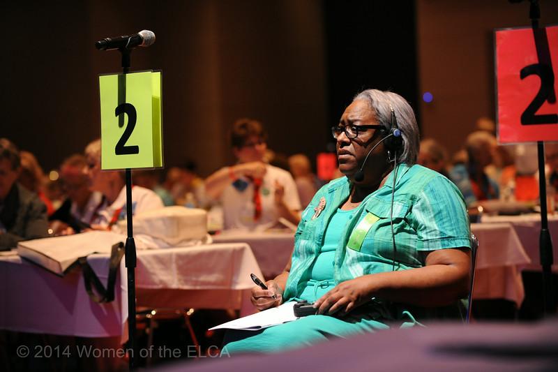 Ninth Triennial Convention | Carolyn Davis (9D), Atlanta, GA