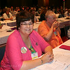 Ninth Triennial Convention | After first ballot is collected.