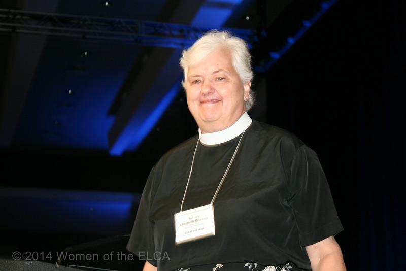 Ninth Triennial Convention |  The Rev. Beth Kearney