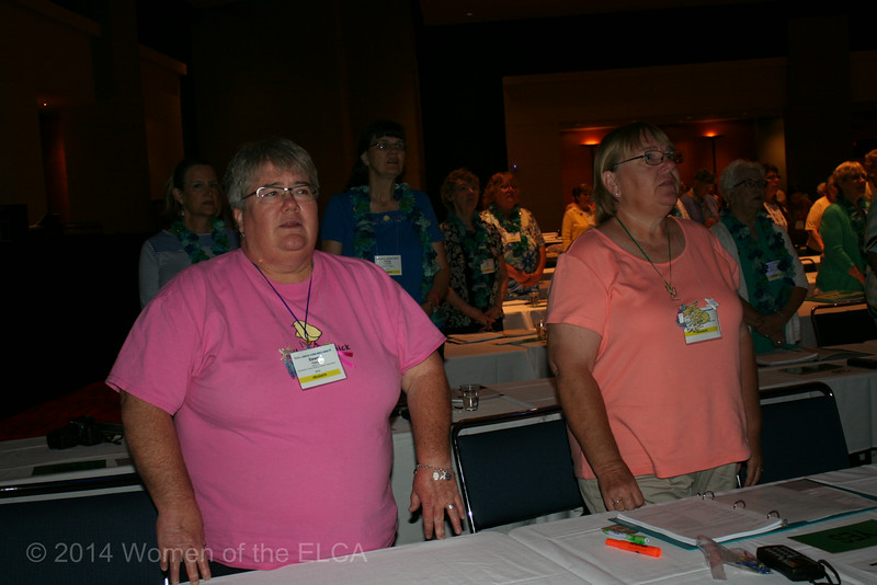 Ninth Triennial Convention   Service of Holy Communion