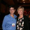 Ninth Triennial Convention | Terri Lackey (left), Women of the ELCA staff and Beth Wrenn.