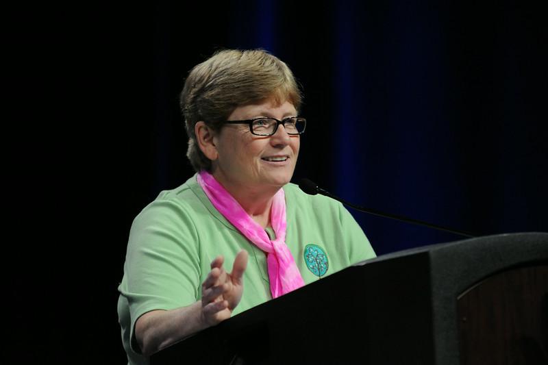 Ninth Triennial Convention | Jody Smiley (9A), Blacksburg, VA