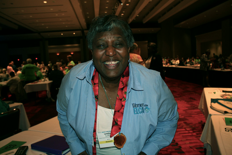 Ninth Triennial Convention | Lynette Todd (8F)