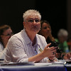 Ninth Triennial Convention | Sonja Hoffman, Portland, OR, votes during Plenary 3