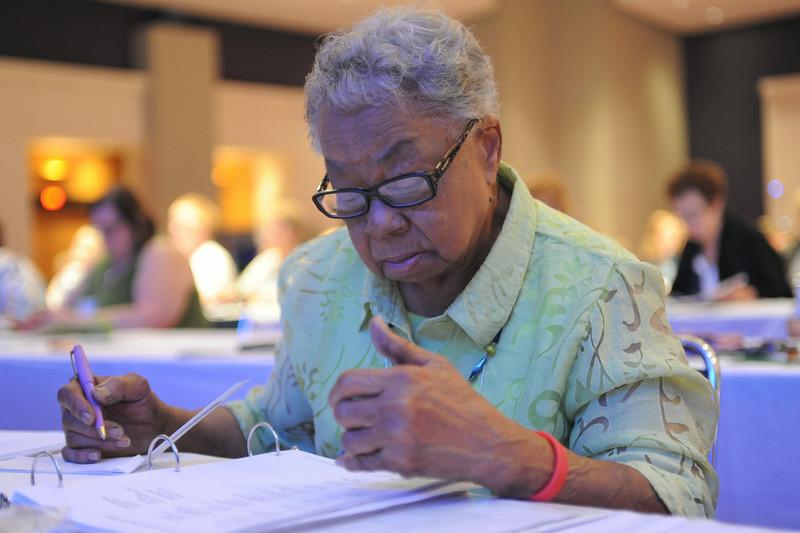 Ninth Triennial Convention | Ophelia Wallace, Sacramento, CA