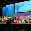 Ninth Triennial Gathering |  Patti Austin introduces 2014-2017 churchwide executive board