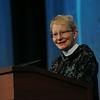 Ninth Triennial Gathering | Shelley Wickstrom introduces Bishop Eaton, Plenary 1