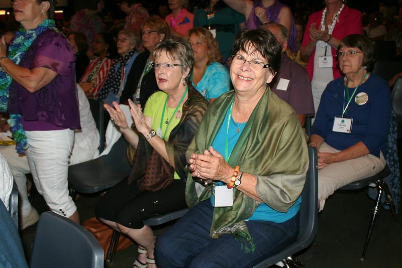 Ninth Triennial Gathering | Closing worship