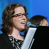 Singing at worship