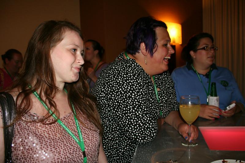 Ninth Triennial Gathering | Chocolate Lounge