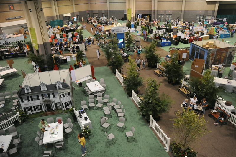 The exhibit hall called The Dor (meaning generations in Hebrew) opens its doors on Thursday morning.