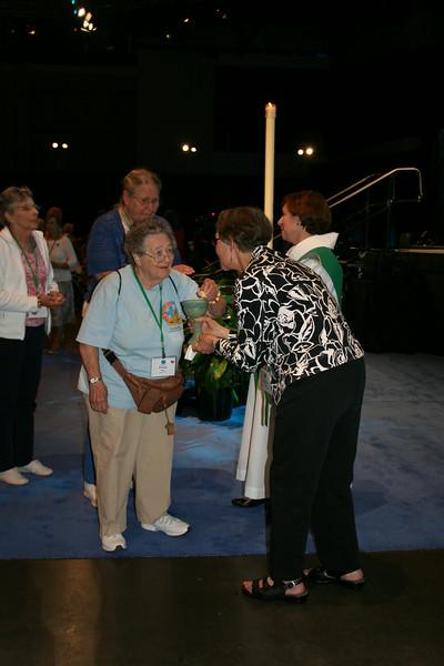 Ninth Triennial Gathering | Holy communion
