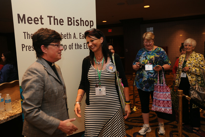 Ninth Triennial Gathering | Lisa Plorin, Upham, ND, New Hope Lutheran, member of the 2014-2017 churchwide executive board