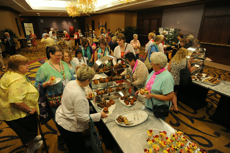 Ninth Triennial Gathering | First time attendees breakfast