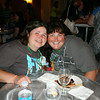 Ninth Triennial Gathering | Sisters Holly Frederick, North East, MD, and Heather Frederick have been attending Chocolate Lounge events since 2005.