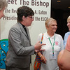 "Triennial participants from Virginia ""Meet the Bishop"" at the 2014 Women of the ELCA Triennial Gathering. EH."