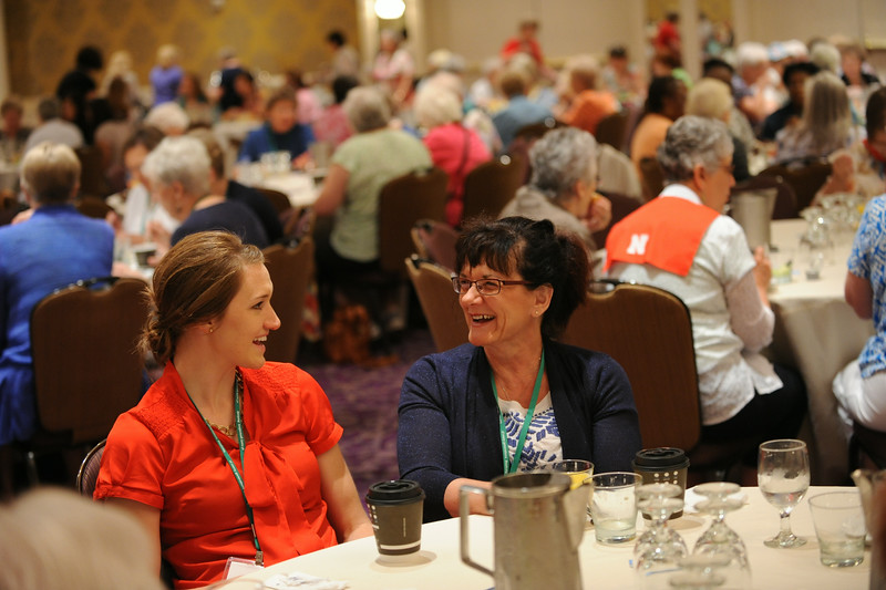 Ninth Triennial Gathering | Jennifer Lukons, Wishek, ND and Karen Bettenhauser, Wishek ND, St. Luke Lutheran