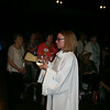 Ninth Triennial Gathering | The Rev. Emily Hartner, Charlotte, NC, St. Marks processes in during opening worship