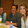 Ninth Triennial Gathering | Some of our social media crew. From the left: Heidi Vine, Tucson, AZ,; Anne Williams, Des Moines, IA; Mariah Curtin, Tucson, AZ