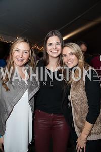 Sara Manley, Alyssa Dewyer, Brittany Brown