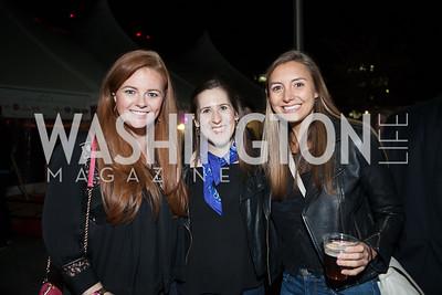 Ashley Conway, Katherine Hughey, Michelle Hein