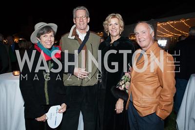 Jill Eichner,  John Camp, Karen Camp, Ad Eichner