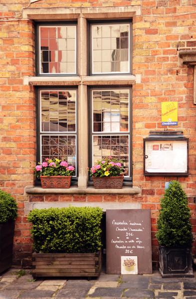 Restaurant Duc de Bourgogne, Bruges, Belgium