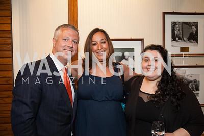 Matt McQueen, Liz Shrum, Yasmin Tadjeh