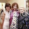 Capricia Marshall, Bulgaria Amb. Elena Poptodorova, Melanne Verveer. Photo by Tony Powell. An Afternoon Tea. Coopersmith Residence. June 25, 2015