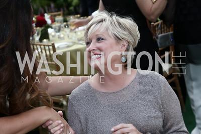 Debra Schiff. Photo by Tony Powell. An Evening with Sharon Stone. Mafi Residence. July 25, 2015