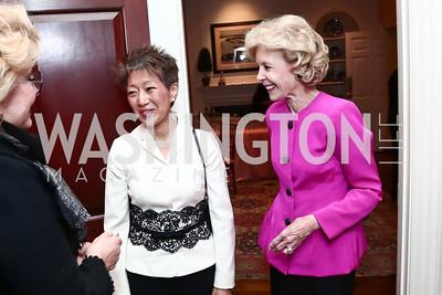 Ann Nitze Reception for Jane Chu | Tony Powell