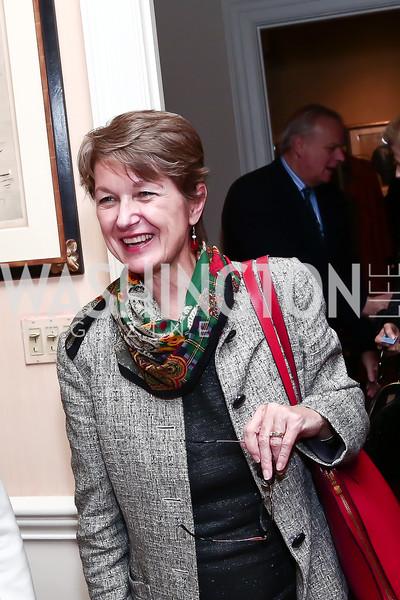 Dorothy Kosinski. Photo by Tony Powell. Reception for Jane Chu. November 19, 2015