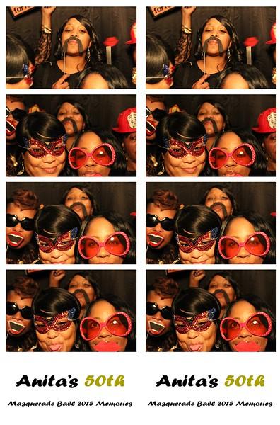 Anita's 50th April 18, 2015