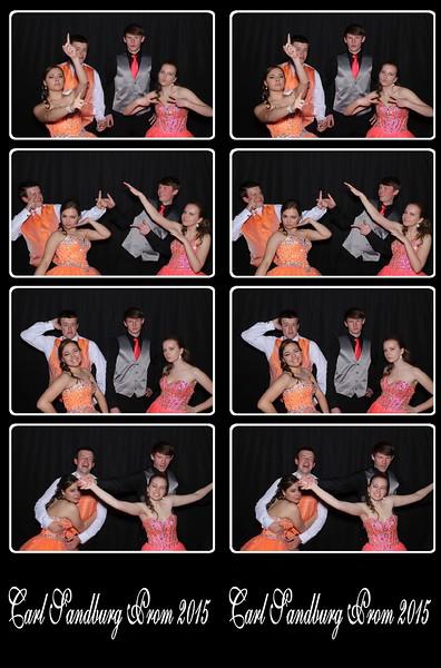 Carl Sandburg Prom April 24, 2015