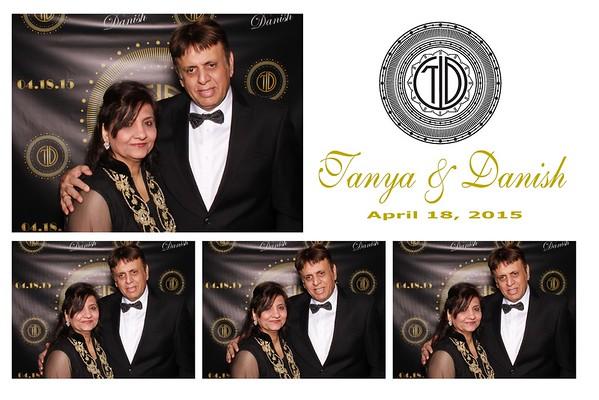 Tanya & Danish April 18, 2015