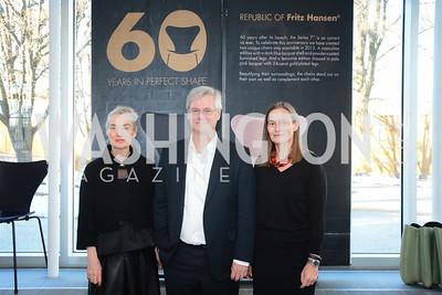 Annette Rachlin, Peter Taksøe Jensen, Gitte Wallin Pedersen