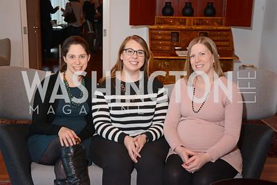 Rachel Kenney, Catherine Young, Jessamine Robinson
