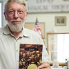 Alan Pease, member of the Ashby Historical Society, is a co-author of a new book about the town. SENTINEL & ENTERPRISE / Ashley Green